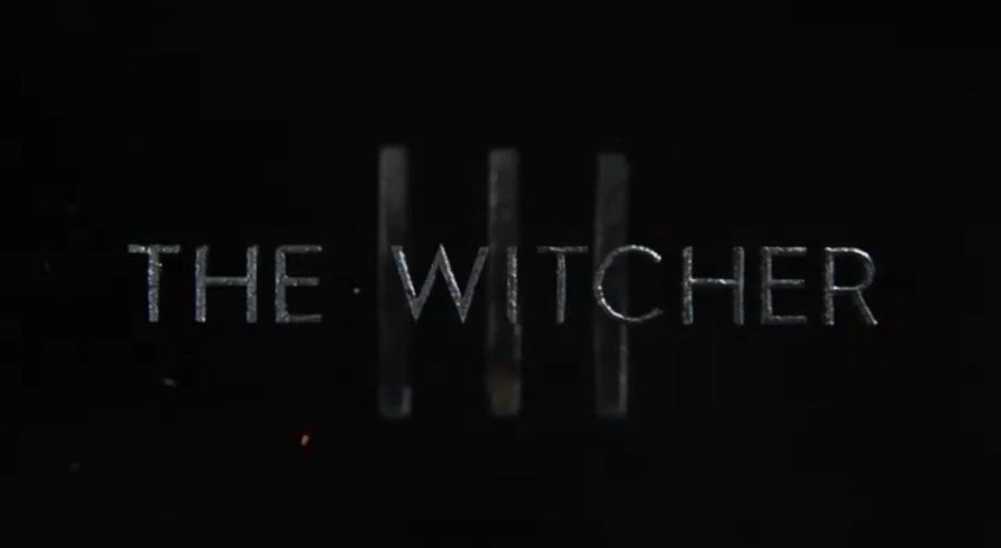 Witcher III