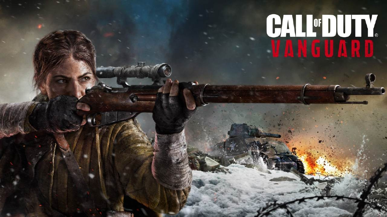 Call of Duty: Vanguard Multiplayer