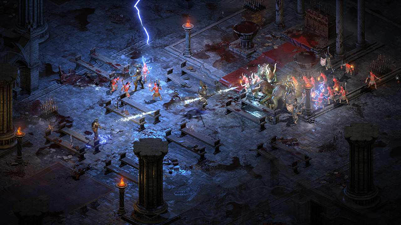 Diablo 2, Secret Cow Level, The Search for Cain, The Horadic Staff