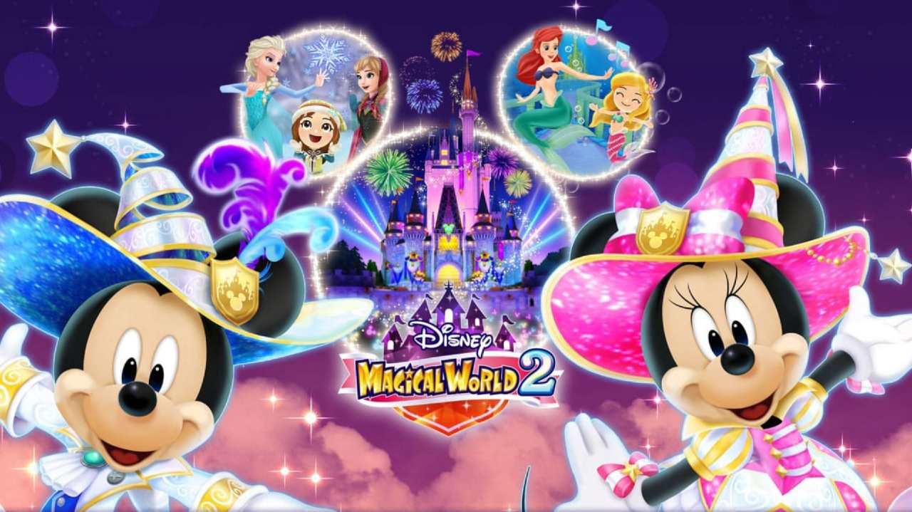 Disney Magical World 2: Enchanted Edition