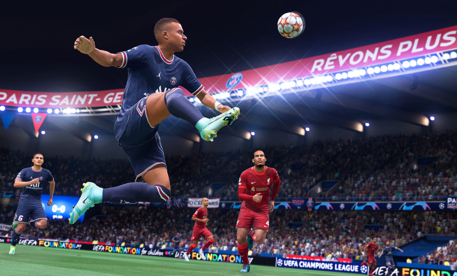 fifa 22 top 22 players