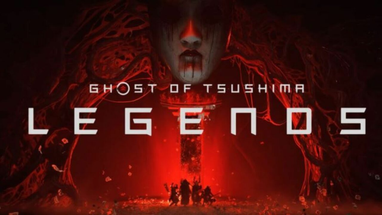 Ghost of Tsushima Legends Rivals