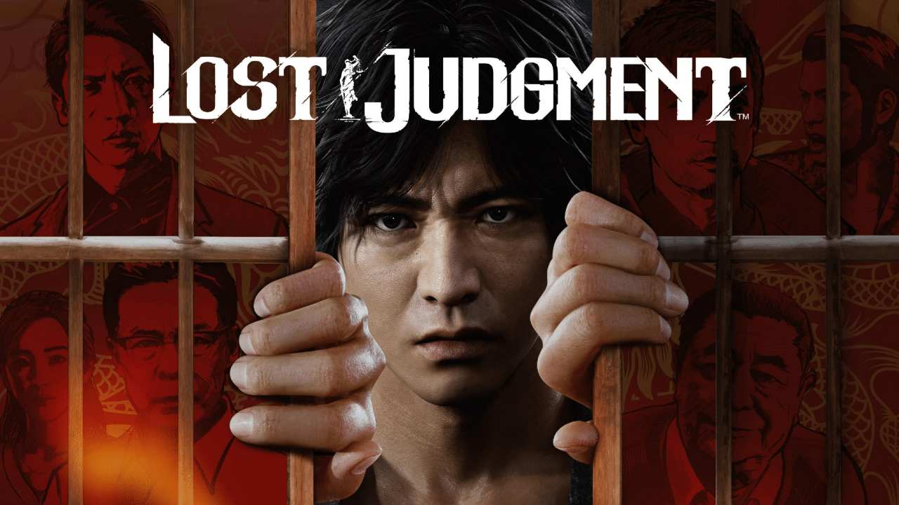 Lost Judgment, Dirty Clothes, Homeless Camp, Onodera's Wares
