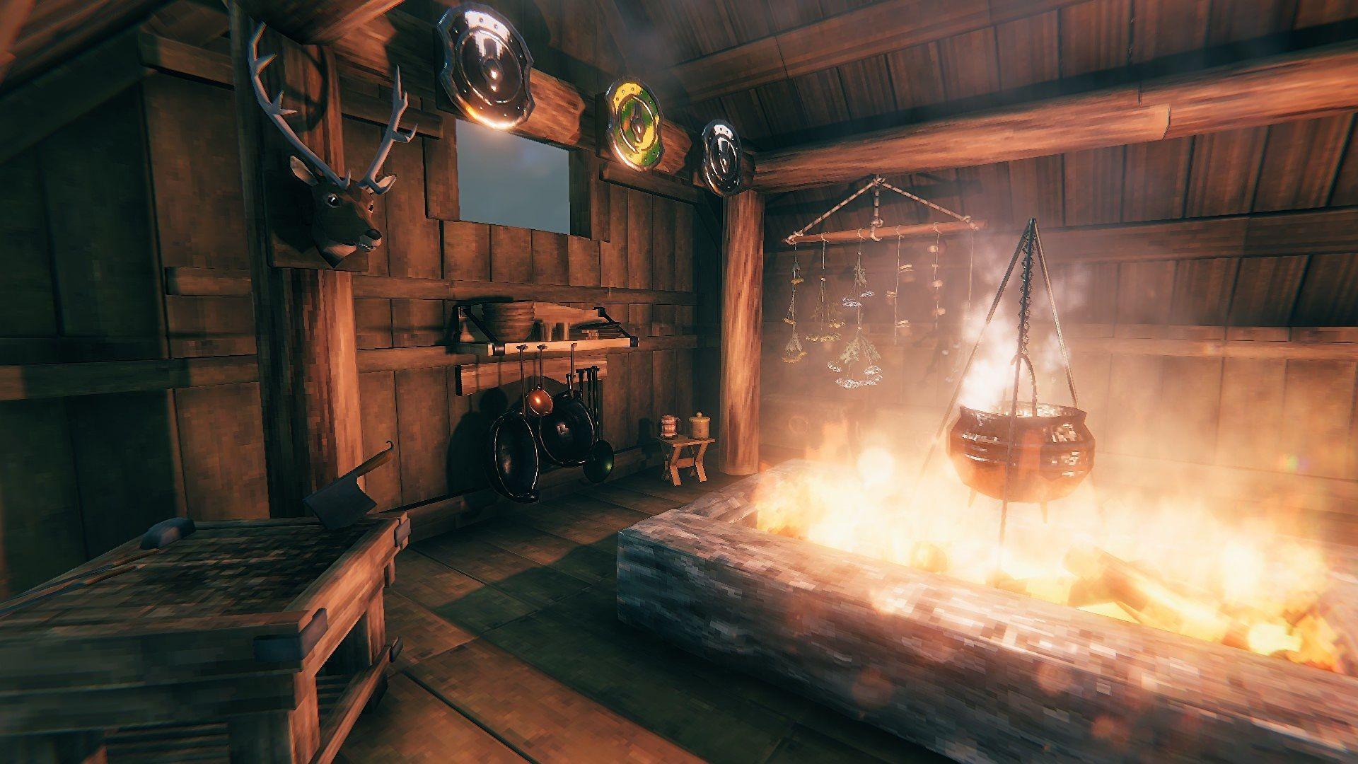 valheim iron cooking station