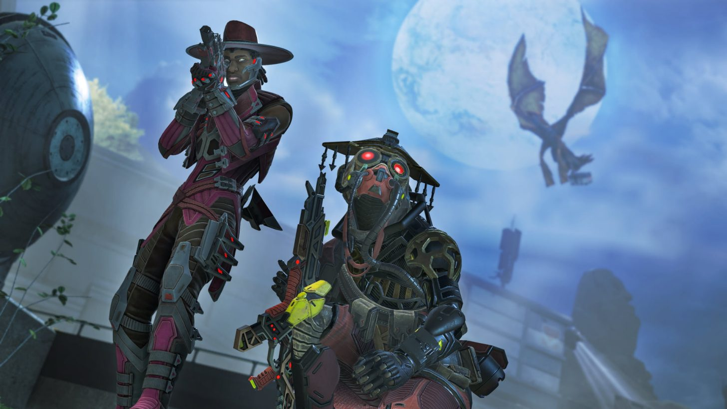 Apex Legends Monsters Within