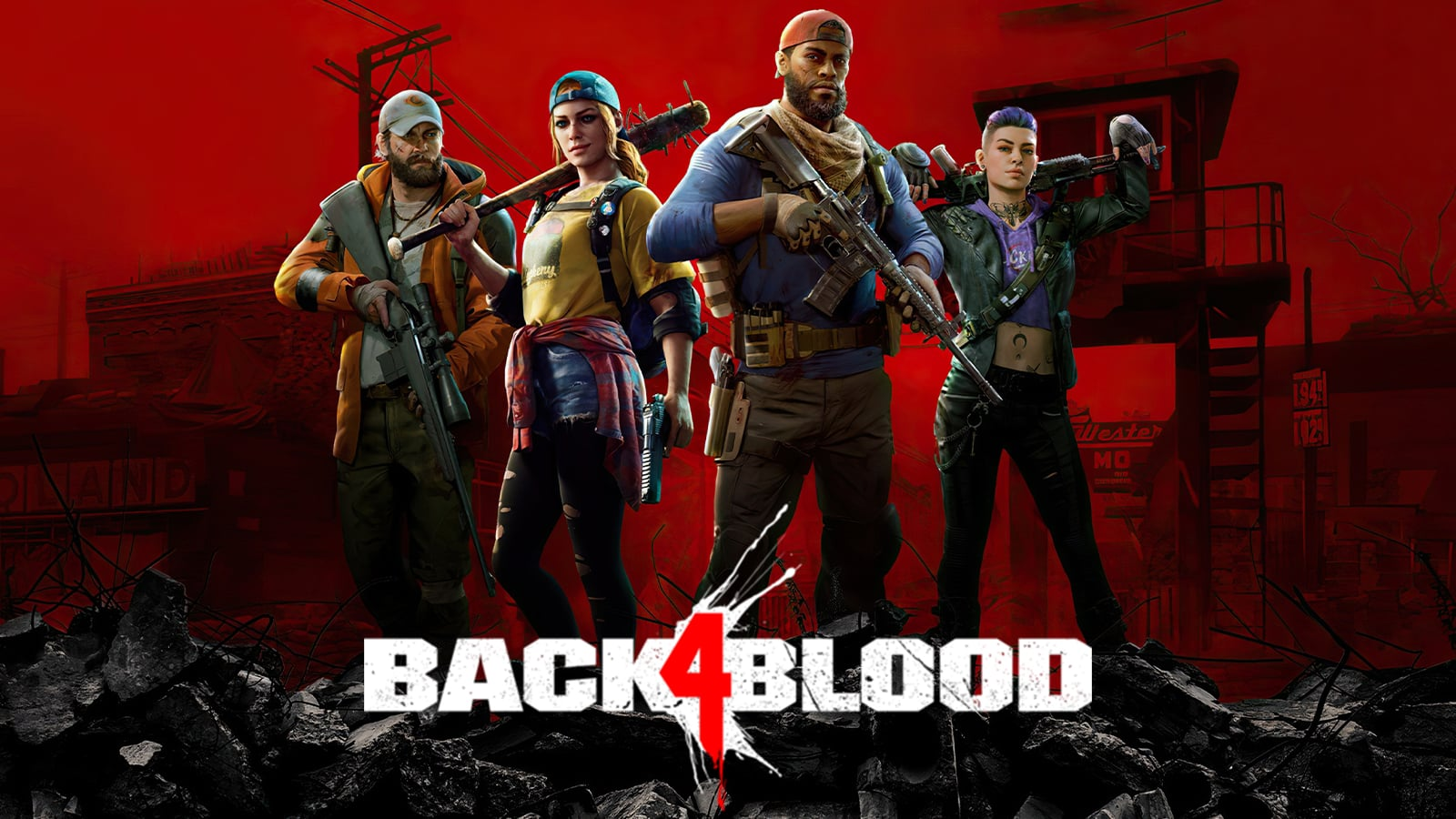 best guns in back 4 blood
