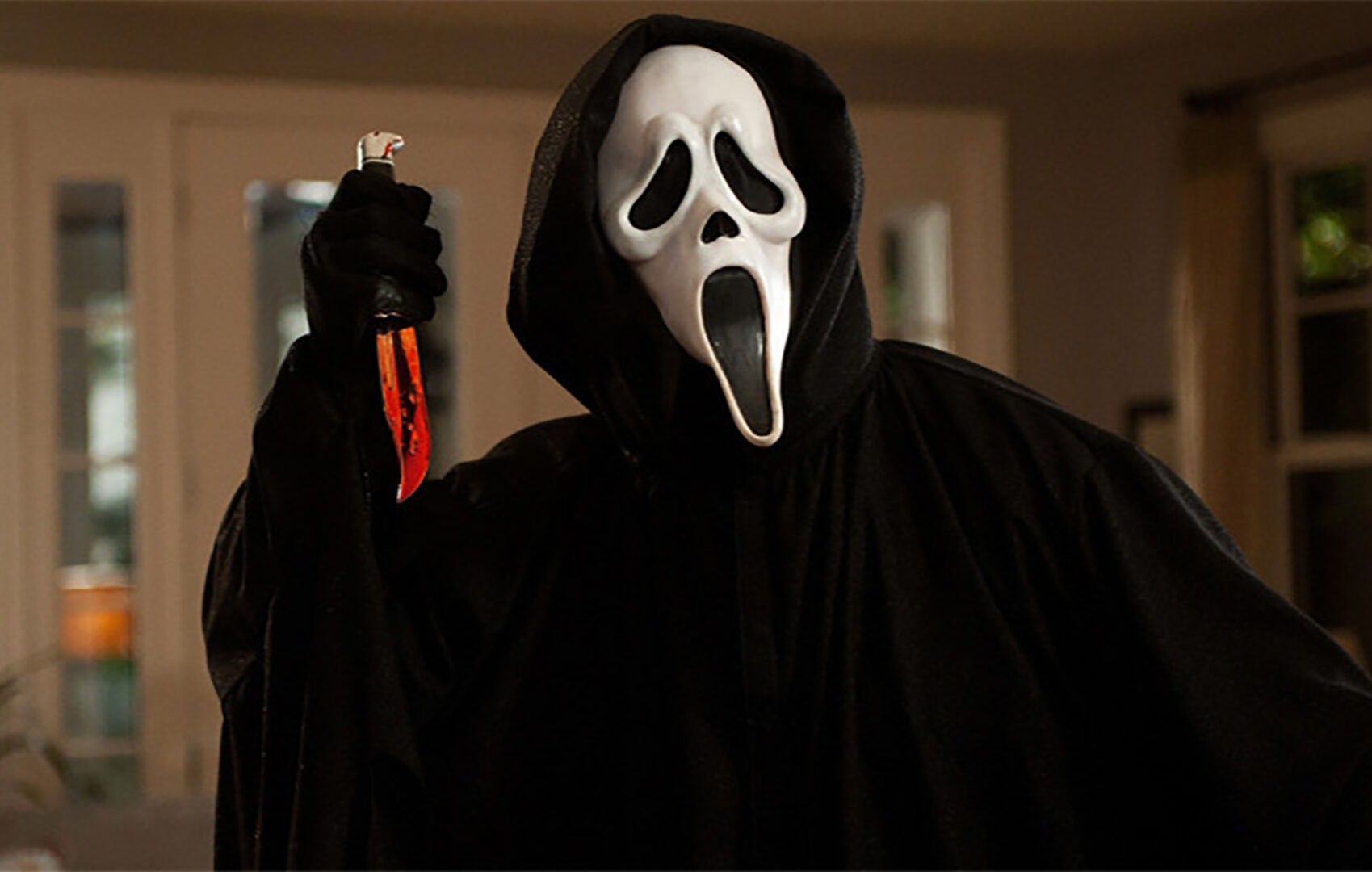 Call of Duty Ghostface