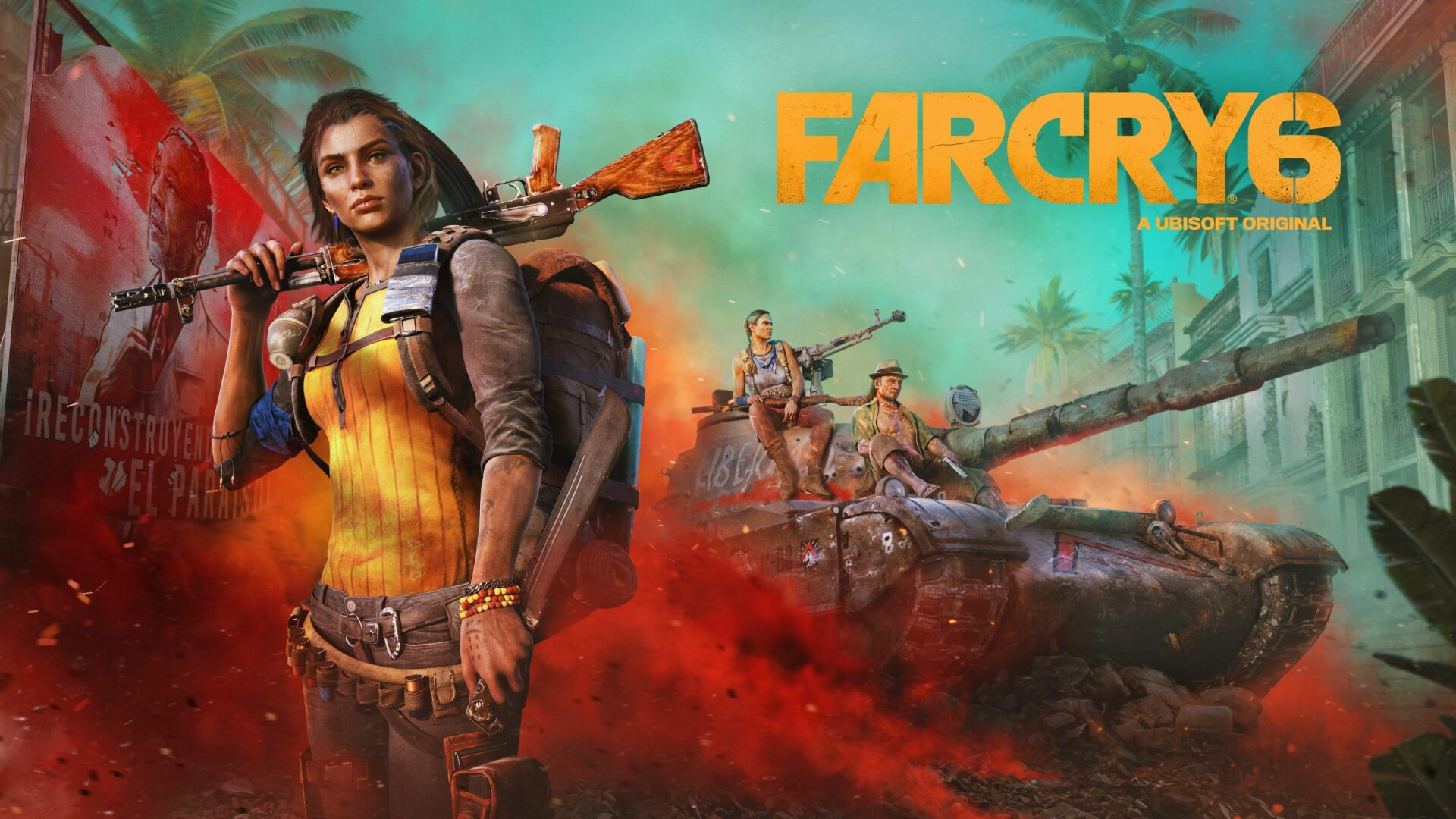 far cry 6 download size