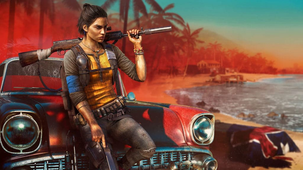 far cry 6 change weapons