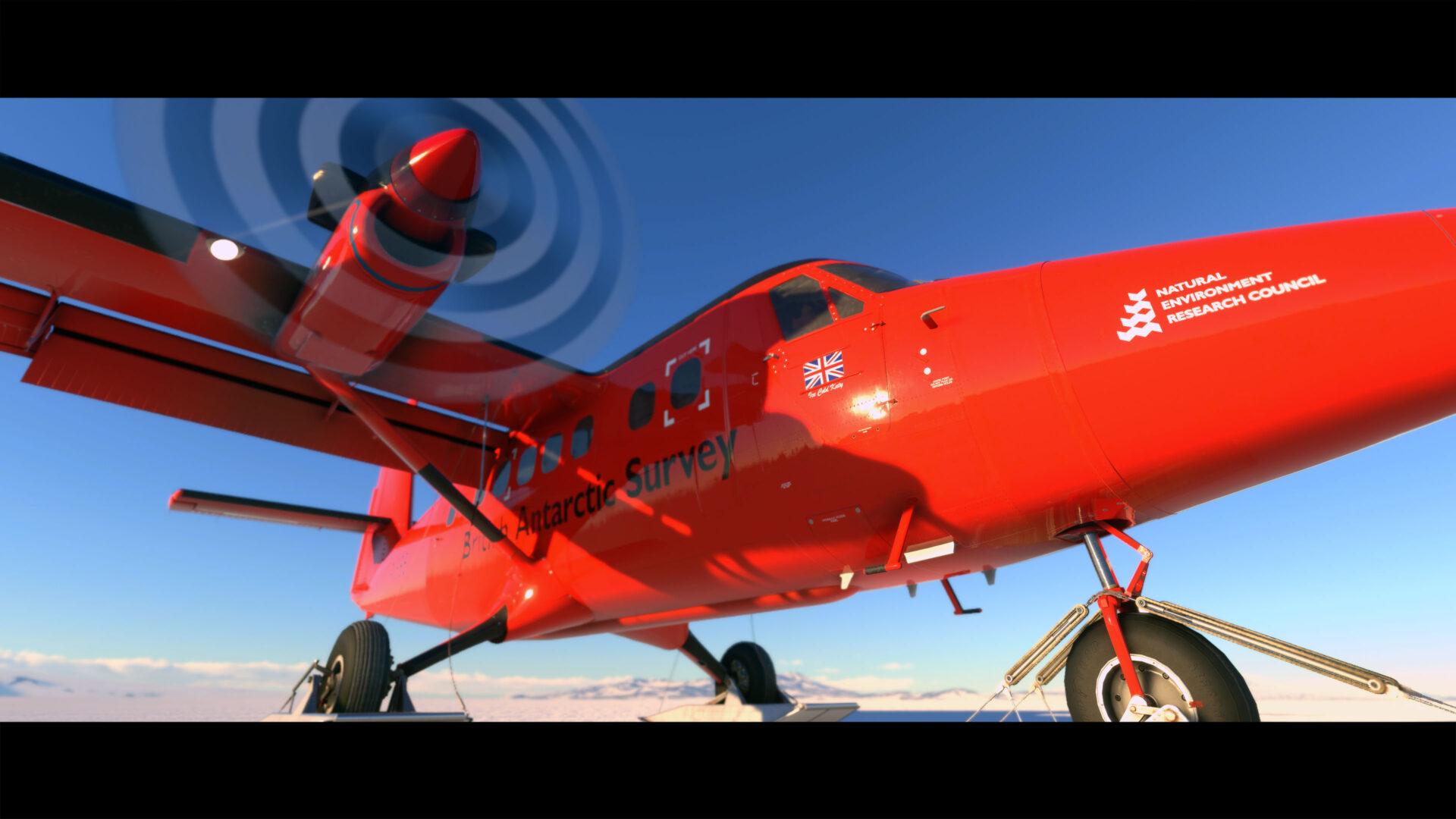 Microsoft Flight Simulator Twin Otter