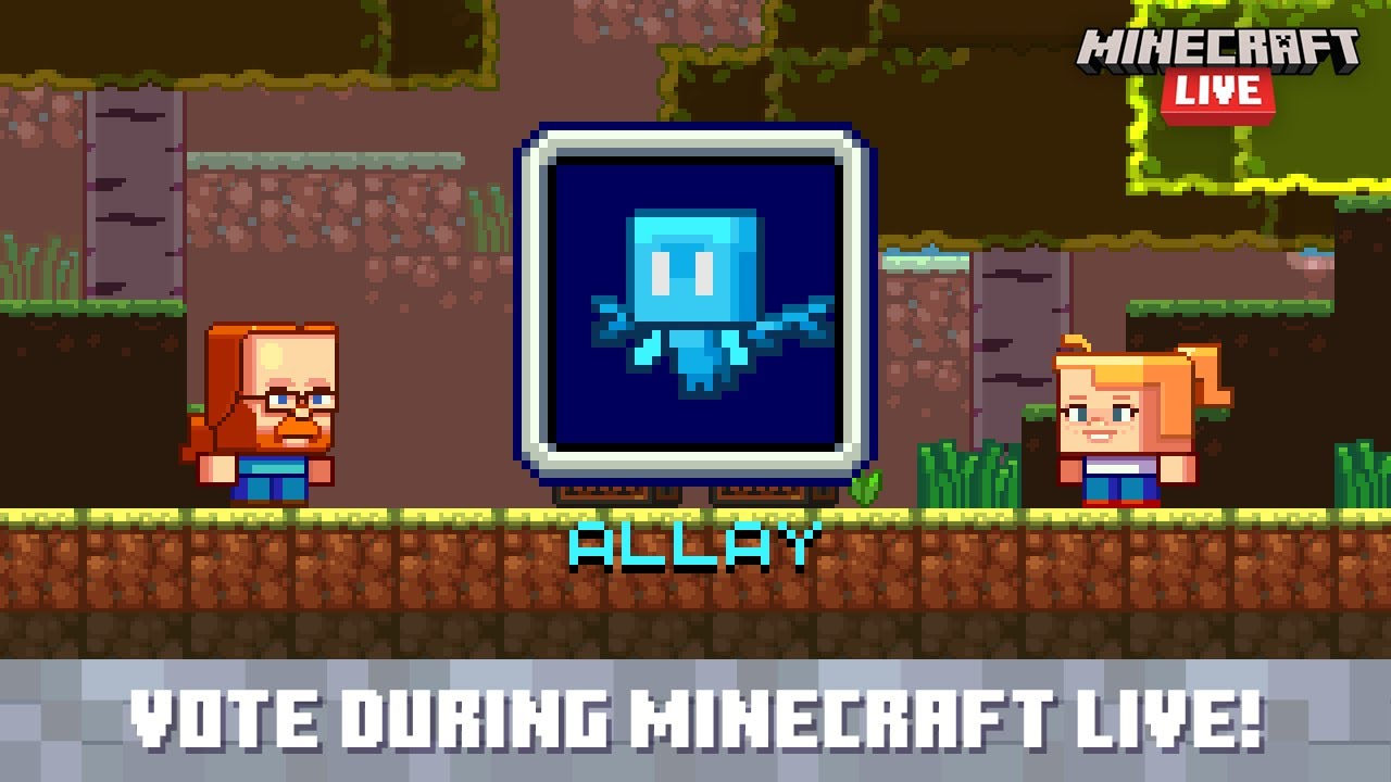 Minecraft Allay