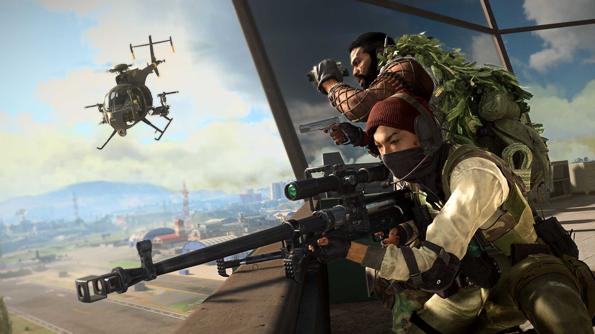 New Ricochet Anti-cheat System Arrives in Call of Duty Warzone Next Month