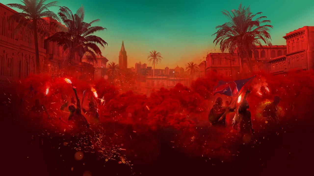 Far Cry 6 Jose Castillo