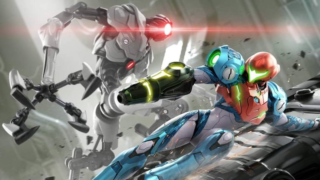 metroid dread speed booster shinespark