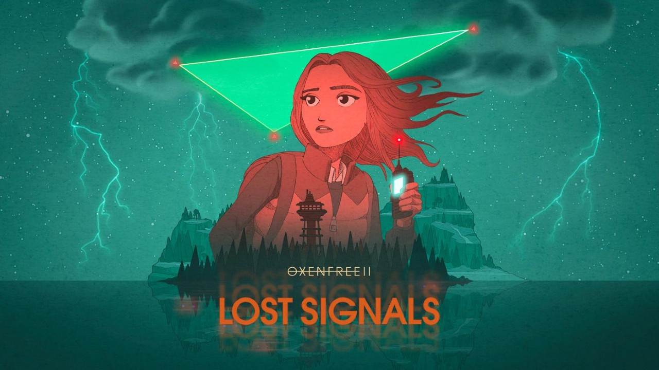 Oxenfree 2 Lost Signals, Preview